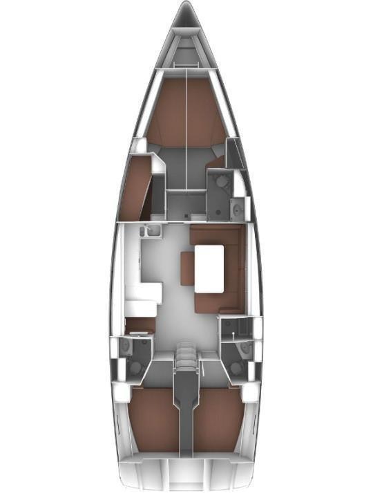 Bavaria Cruiser 51 (Jozefina)  - 1