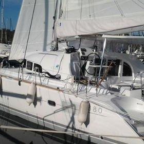 Lagoon 380 S2 CRF