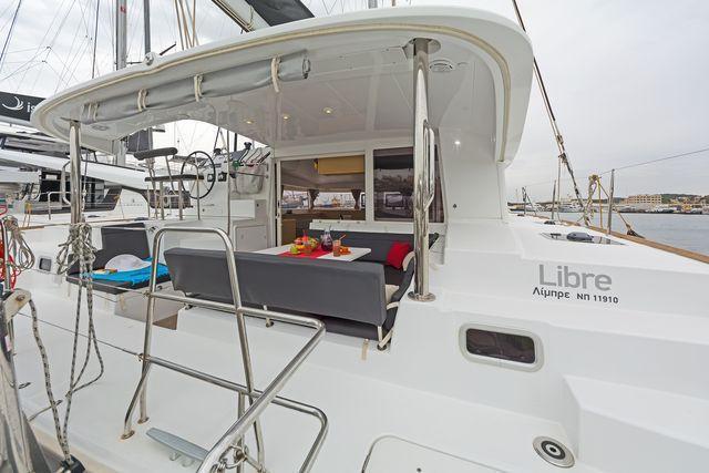 Lagoon 400 S2 - 4 + 2 cab. (LIBRE)  - 19