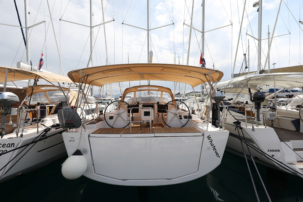 Dufour 460 GL (WHATEVER)  - 2