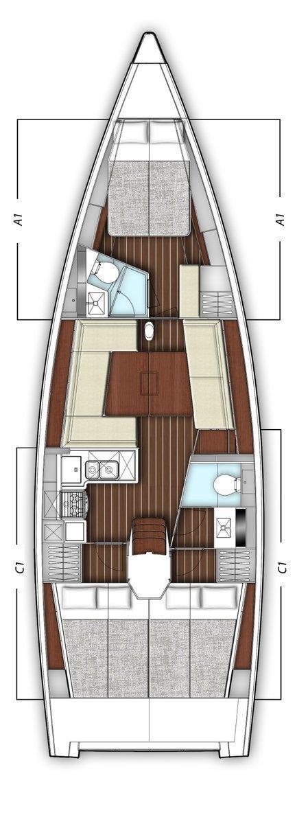 x-Yacht X4³ (Xara)  - 10