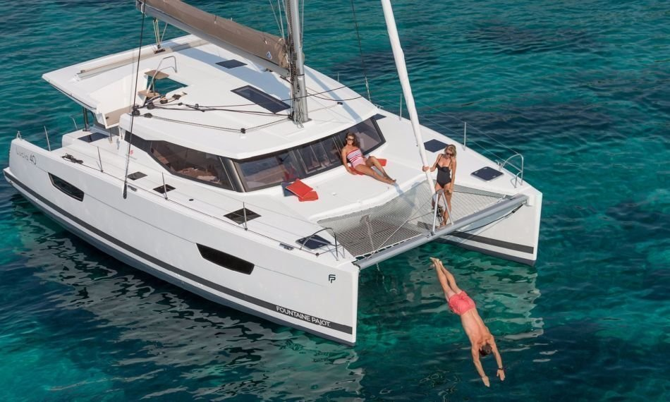 Fountaine Pajot Lucia 40 (Bella IV )  - 0