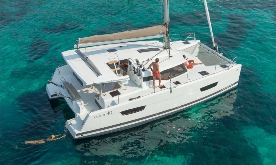 Fountaine Pajot Lucia 40 (Bella IV )  - 2