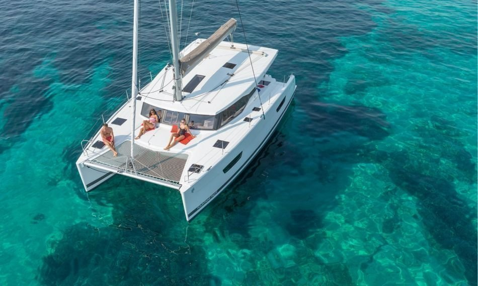 Fountaine Pajot Lucia 40 (Bella IV )  - 3