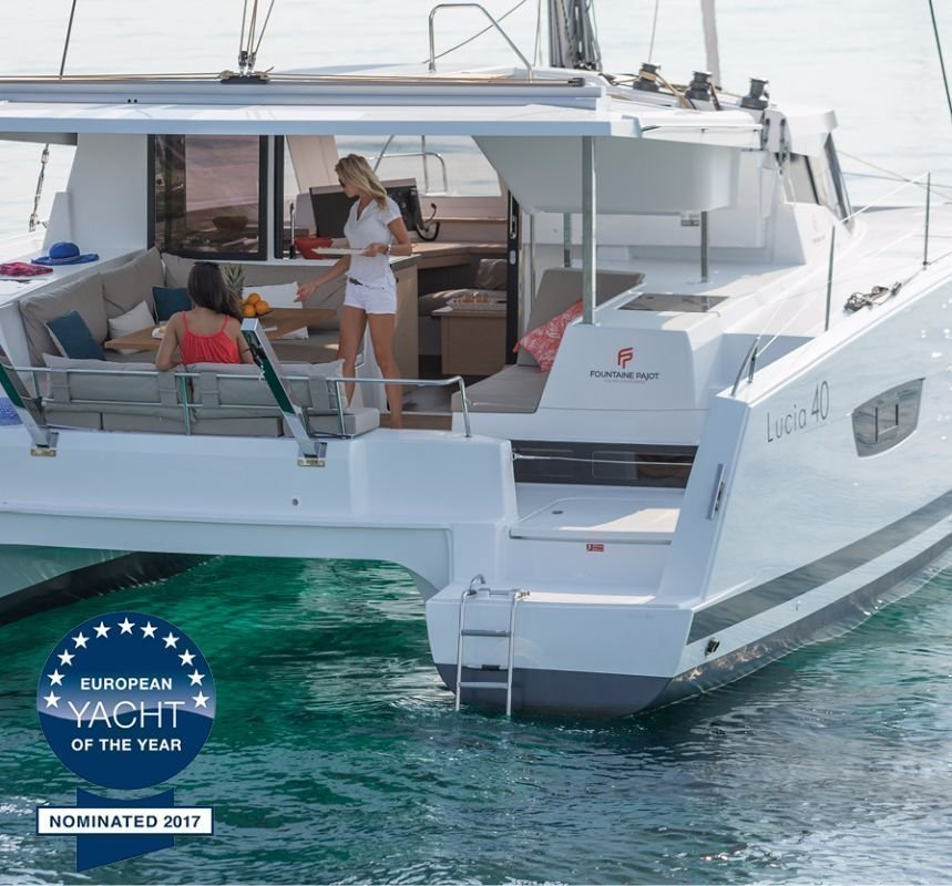 Fountaine Pajot Lucia 40 (Bella IV )  - 6