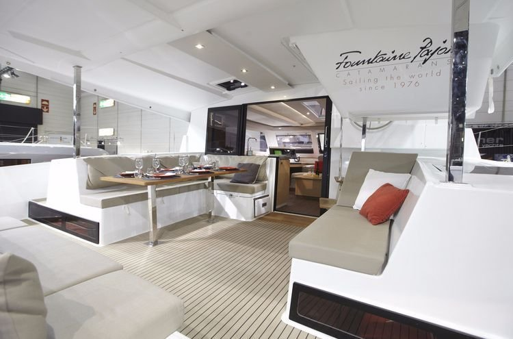 Fountaine Pajot Lucia 40 (Bella IV )  - 8