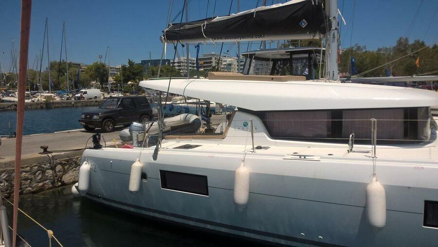 Lagoon 42 - 4 + 2 cab. (Aeolian Spirit)  - 0
