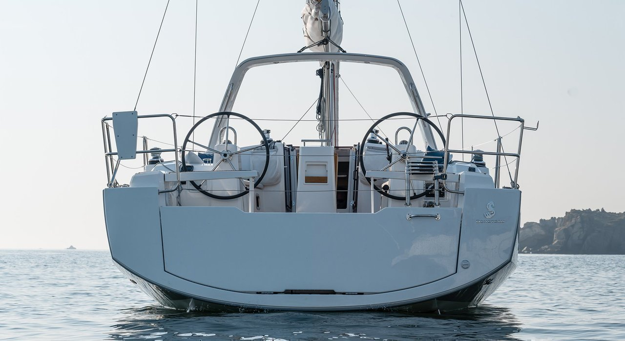 Oceanis 38.1 (Galatea)  - 6
