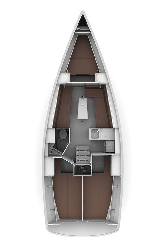 Bavaria Cruiser 34 (Adria Tina)  - 1