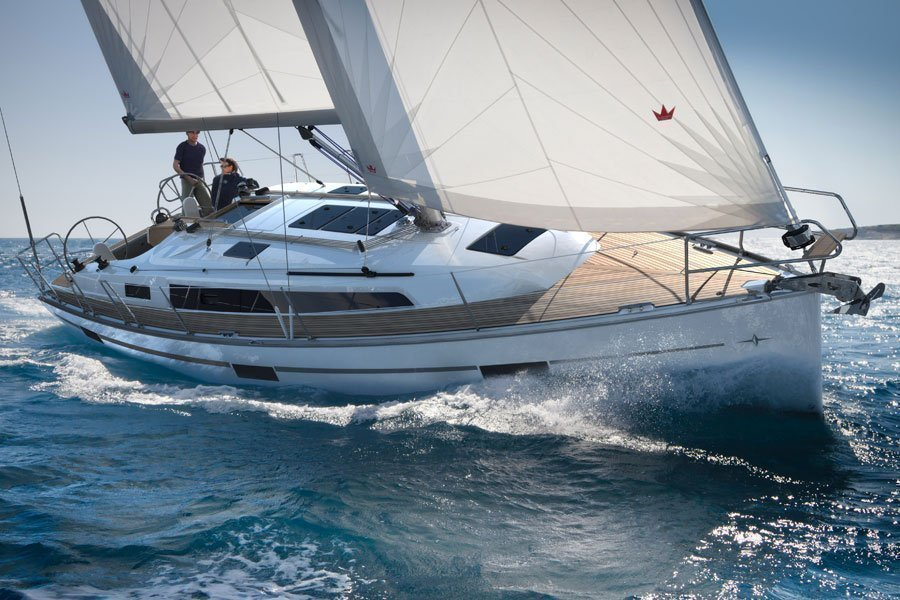 Bavaria Cruiser 37 - 3 cab. (Chilly Lilly)  - 2