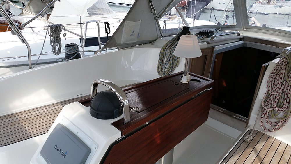 Bavaria Cruiser 37 - 3 cab. (Chilly Lilly)  - 4