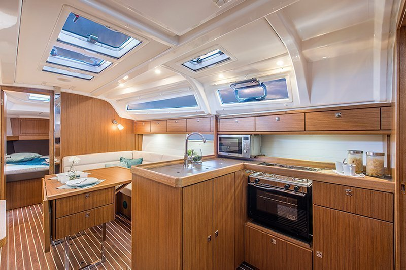 Bavaria Cruiser 37 - 3 cab. (Chilly Lilly)  - 6