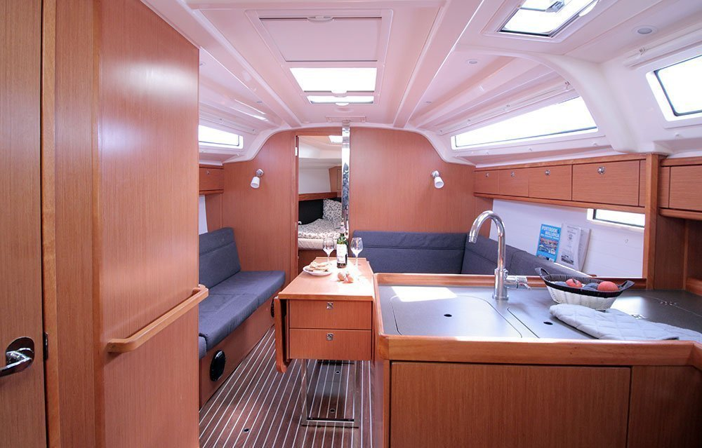 Bavaria Cruiser 37 - 3 cab. (Chilly Lilly)  - 7