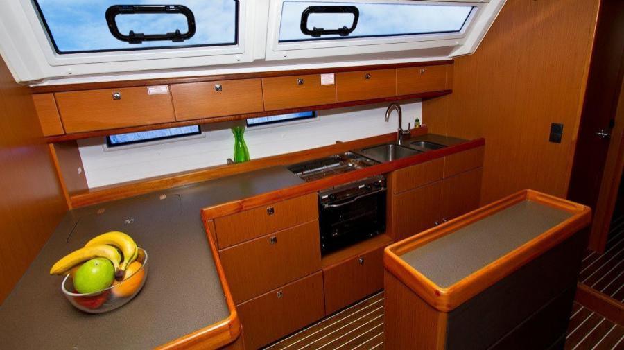Bavaria Cruiser 46 - 4 cab. (Summer Point)  - 11