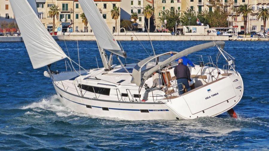 Bavaria Cruiser 51 (Vela Tonka)  - 5