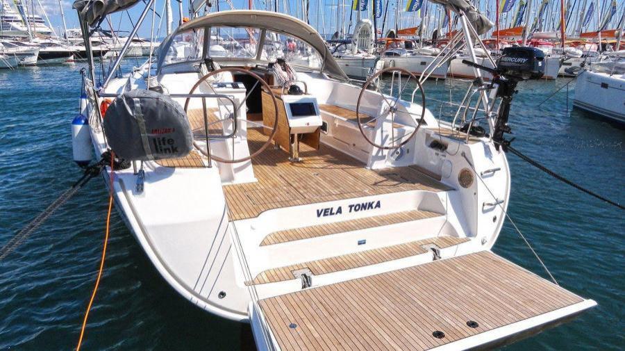Bavaria Cruiser 51 (Vela Tonka)  - 7