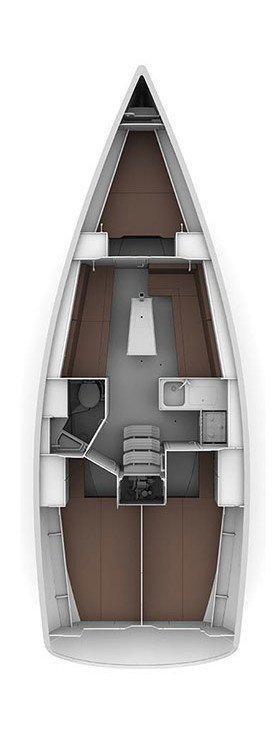 Bavaria Cruiser 34 (Tonkica)  - 1