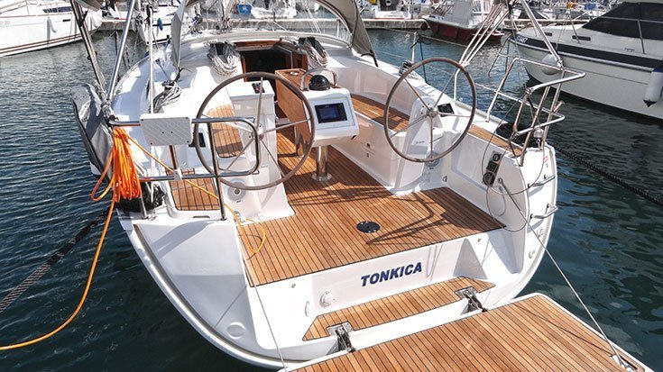 Bavaria Cruiser 34 (Tonkica)  - 2