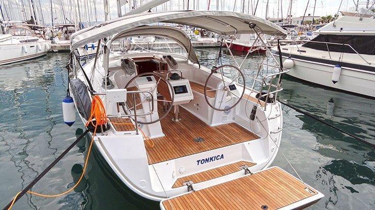 Bavaria Cruiser 34 (Tonkica)  - 3