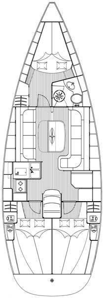 Bavaria 37 Cruiser (KALISPERA)  - 1