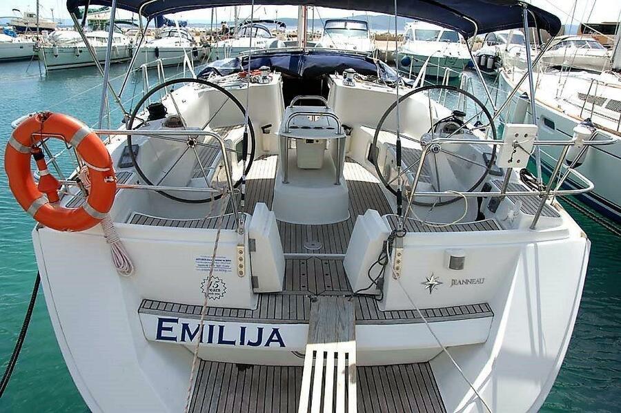 Sun Odyssey 49 (Emilija)  - 0