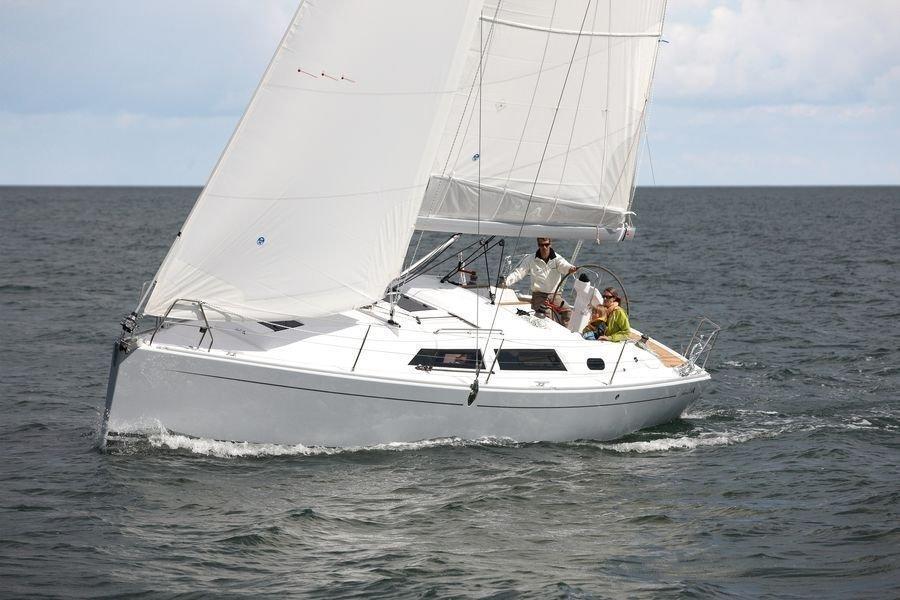 Hanse 355 (Mala)  - 0