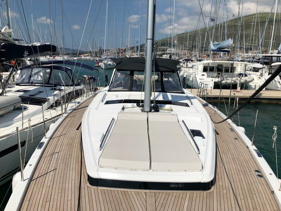 Oceanis Yacht 62 - 4 + 1 (Thora Helen )  - 8