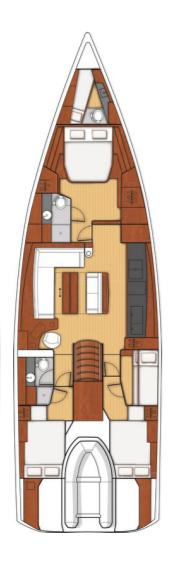 Oceanis Yacht 62 - 4 + 1 (Thora Helen )  - 1