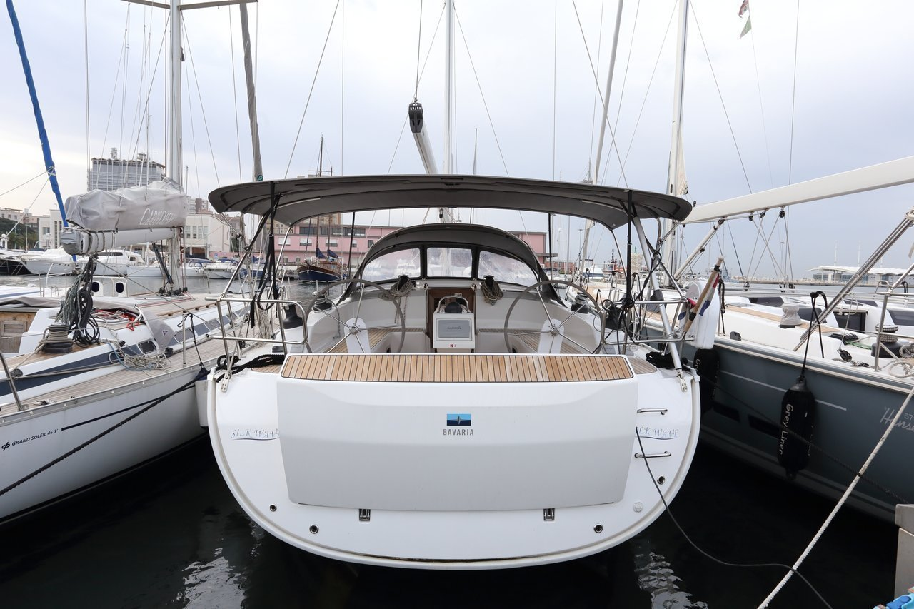 Bavaria Cruiser 51 (Silkwave)  - 2
