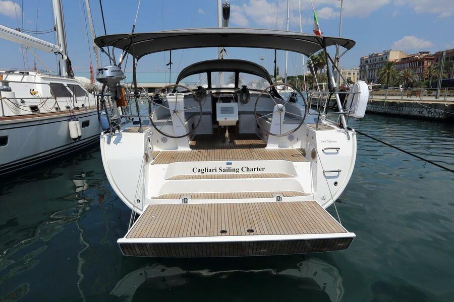 Bavaria Cruiser 51 (Cala Zafferano)  - 3
