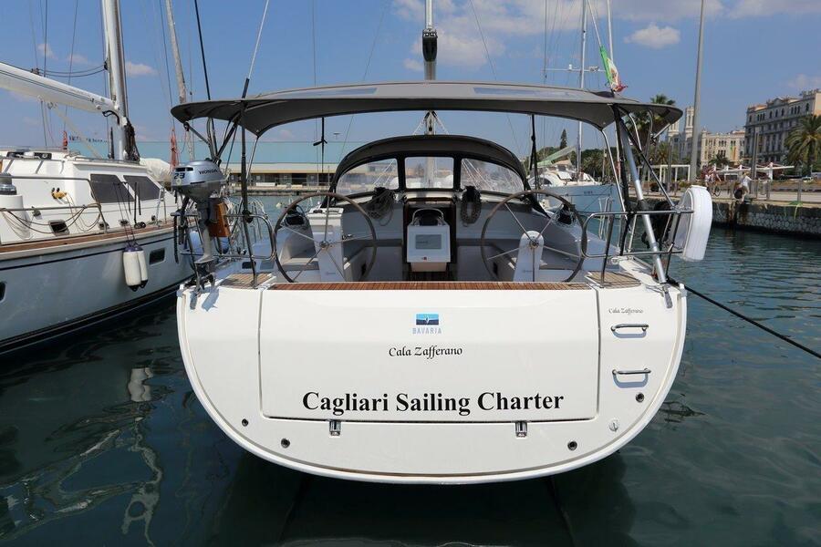 Bavaria Cruiser 51 (Cala Zafferano)  - 4