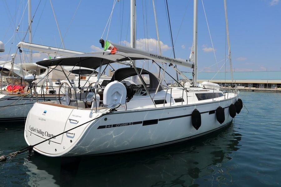 Bavaria Cruiser 51 (Cala Zafferano)  - 6