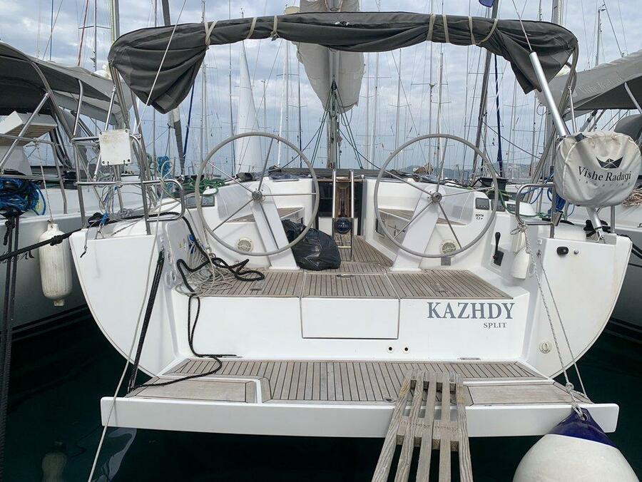 Hanse 445 (Kazhdy - renewed 2020)  - 0