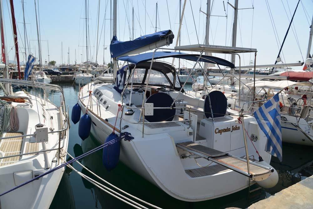 Oceanis 54 - 4 + 1 cab. (Captain John)  - 0