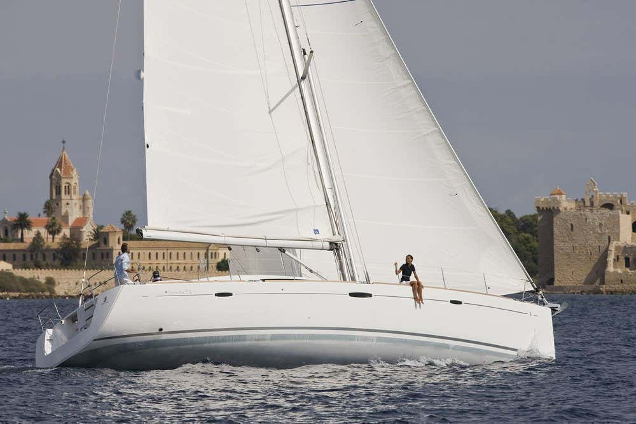 Oceanis 54 - 4 + 1 cab. (Captain John)  - 2