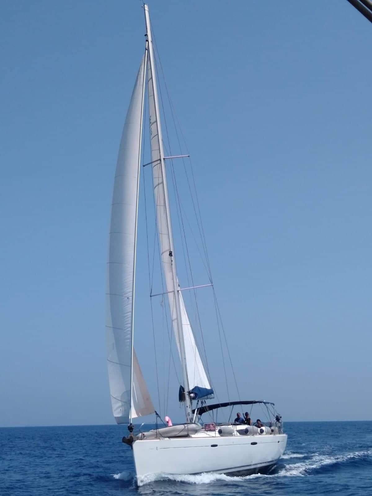 Oceanis 54 - 4 + 1 cab. (Captain John)  - 5