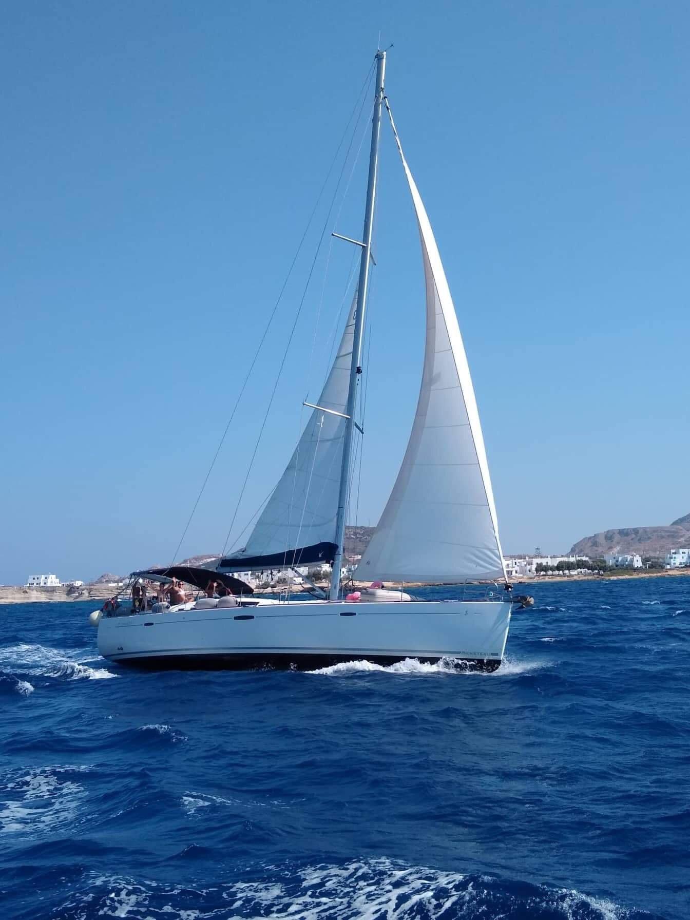 Oceanis 54 - 4 + 1 cab. (Captain John)  - 6