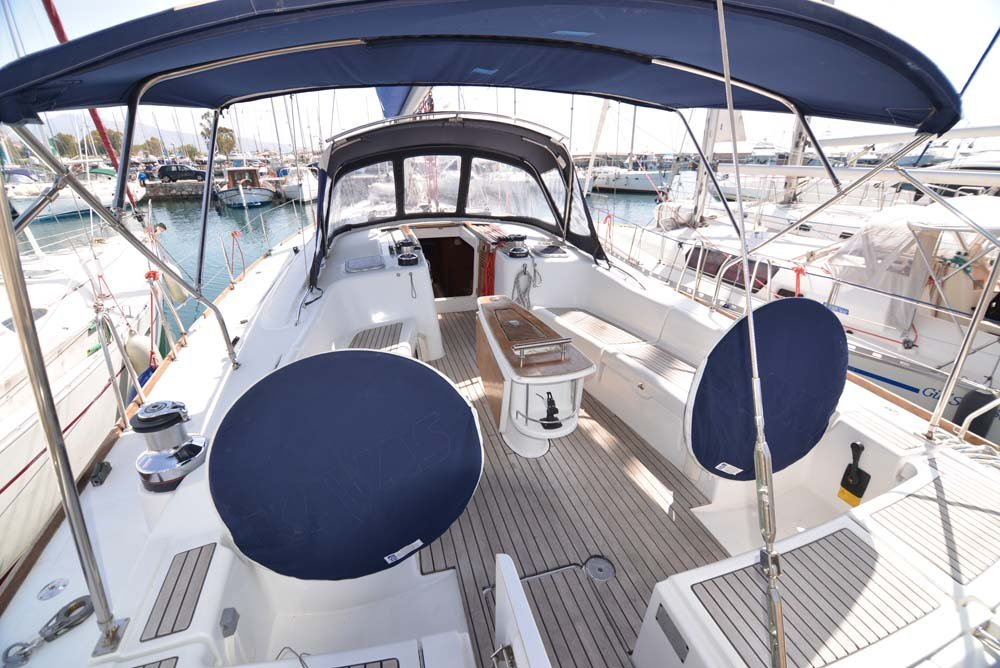 Oceanis 54 - 4 + 1 cab. (Captain John)  - 7