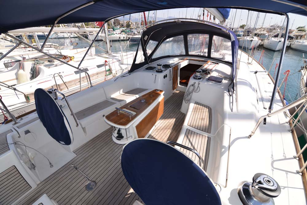 Oceanis 54 - 4 + 1 cab. (Captain John)  - 8