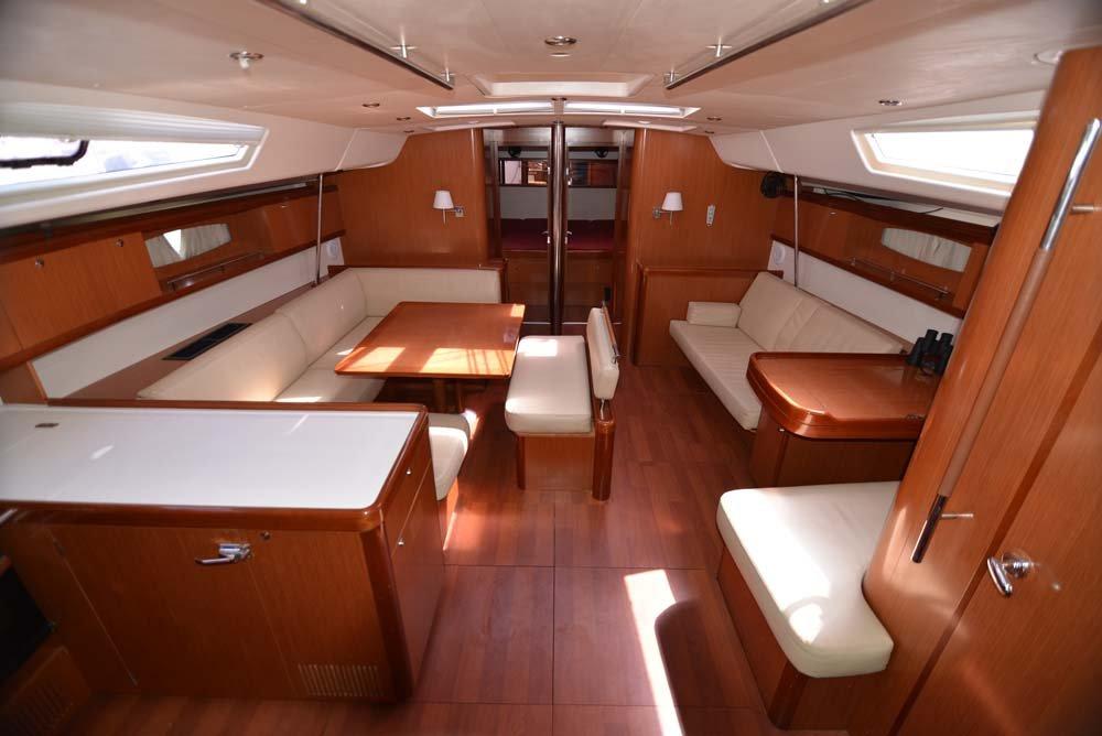 Oceanis 54 - 4 + 1 cab. (Captain John)  - 9