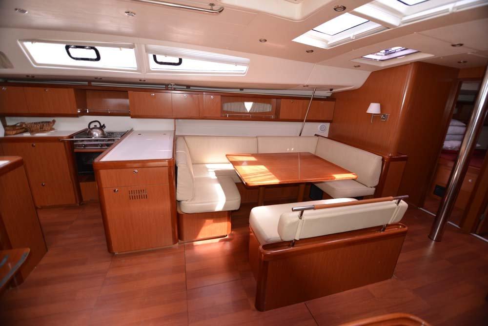 Oceanis 54 - 4 + 1 cab. (Captain John)  - 13
