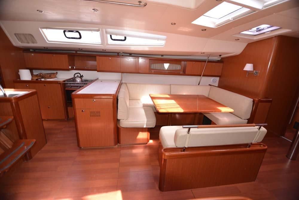 Oceanis 54 - 4 + 1 cab. (Captain John)  - 14