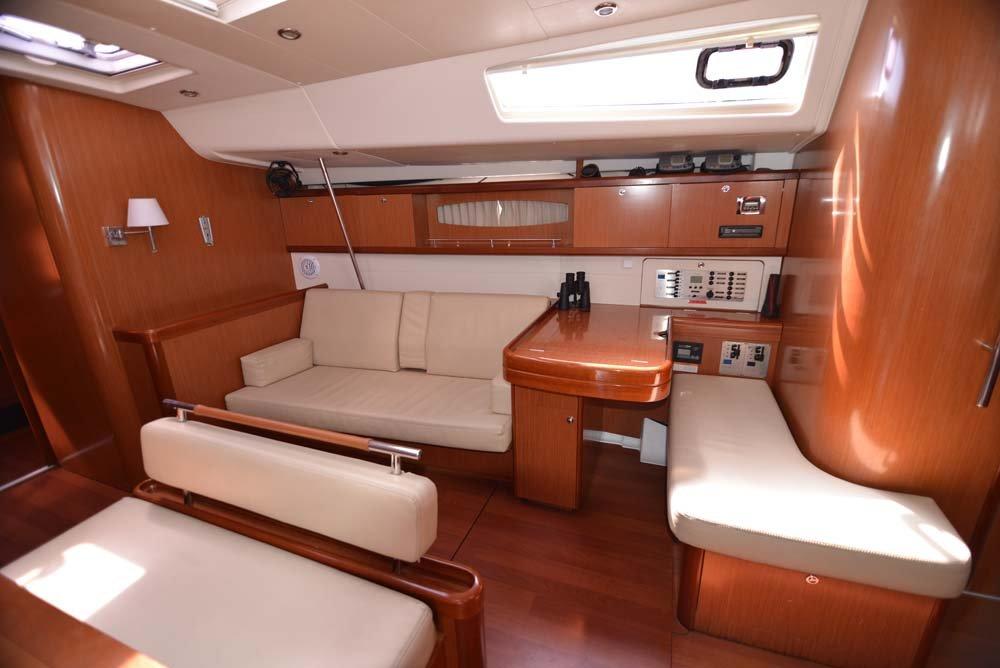 Oceanis 54 - 4 + 1 cab. (Captain John)  - 15