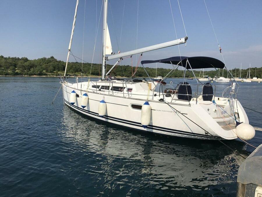 Sun Odyssey 42i (Venera)  - 2