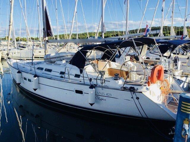 Oceanis Clipper 423 - 4 cab. (Luna)  - 0