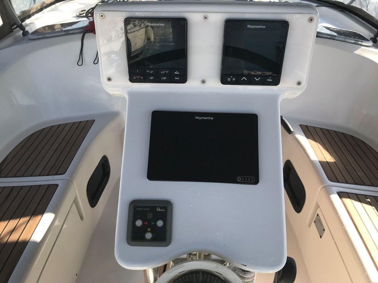 Oceanis Clipper 423 - 4 cab. (Luna)  - 3