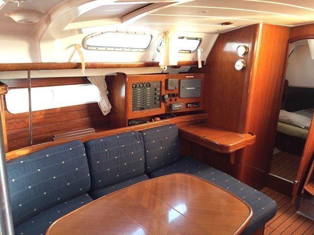 Oceanis Clipper 423 - 4 cab. (Luna)  - 5