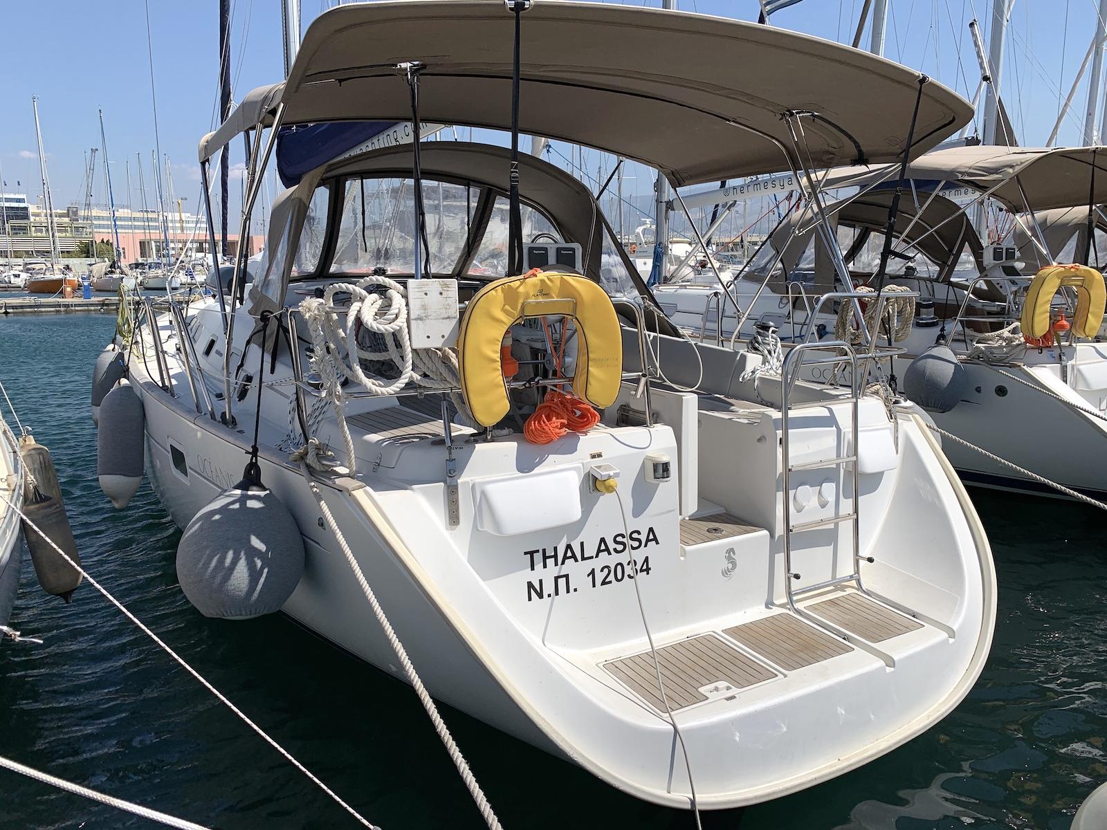 Oceanis 423 (Thalassa)  - 0