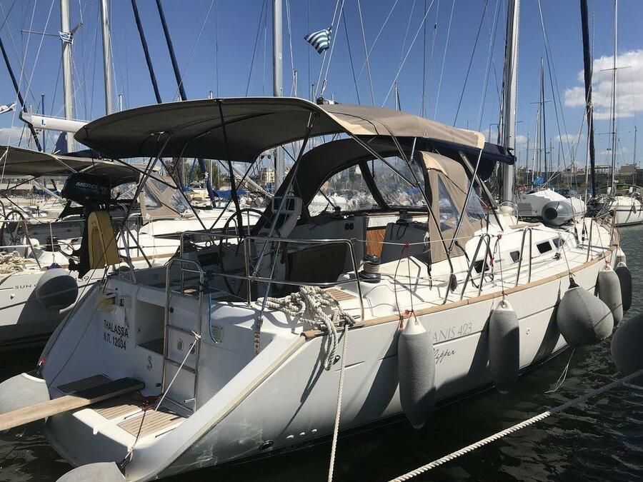 Oceanis 423 (Thalassa)  - 3