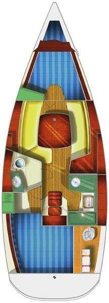 Sun Odyssey 32i (Čikat)  - 1